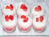 Recette diététique : Mousse de Fromage Blanc et fraises