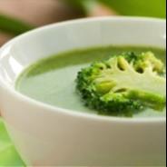 potage de brocoli