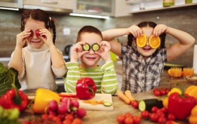 alimentation legumes recettes pour les enfants