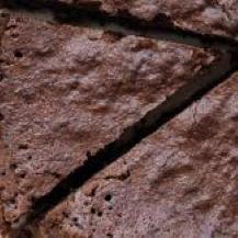 Gâteau au chocolat sans farine et sans beurre (Haricots rouges)