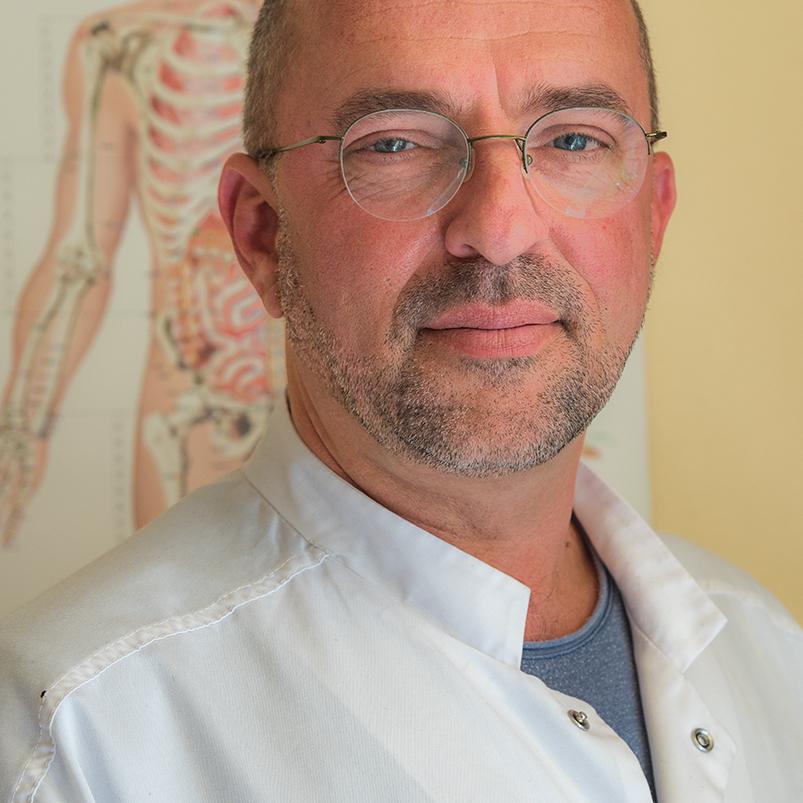Ludovic Moreau, acupuncteur à Marseille