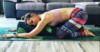 balasana; yoga
