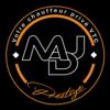 chauffeur privé VTC Marseille Provence-Alpes-Côte d'Azur logo   MJ Driver Prestige