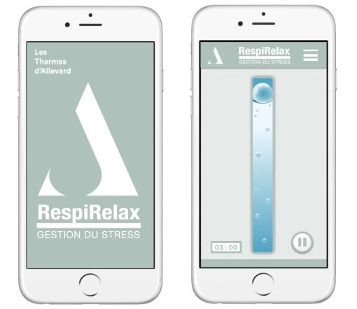 respirelax+ application