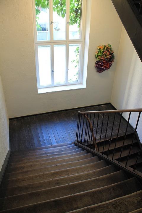 Escalier parisien