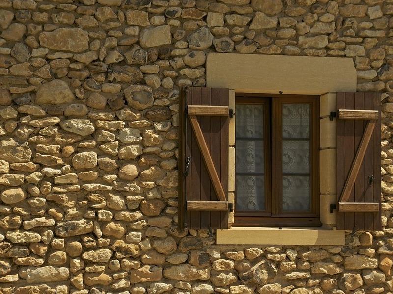 art et fenêtre