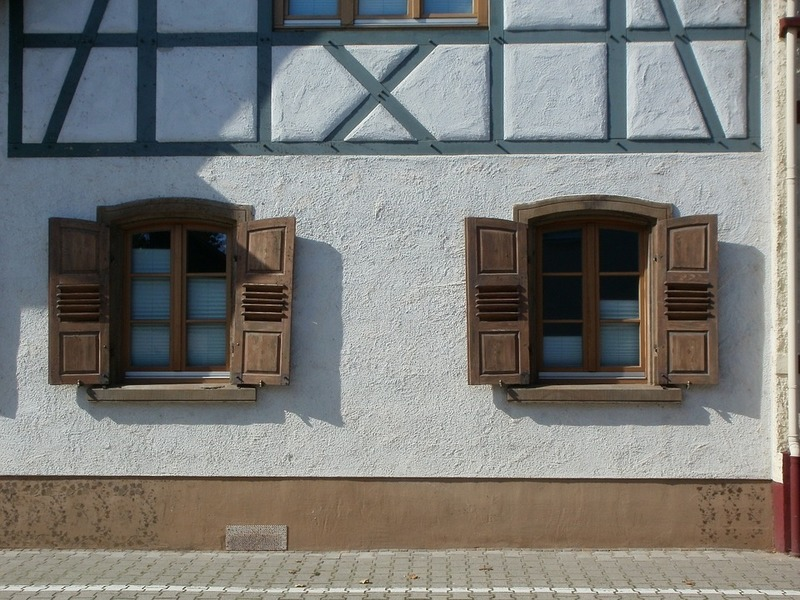 Fenêtres demie ronde