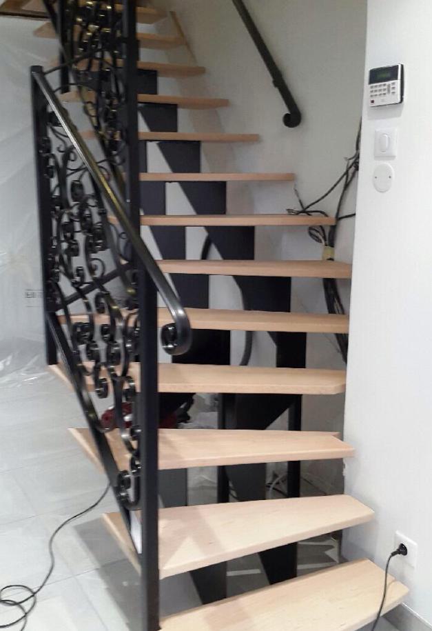Escalier paris