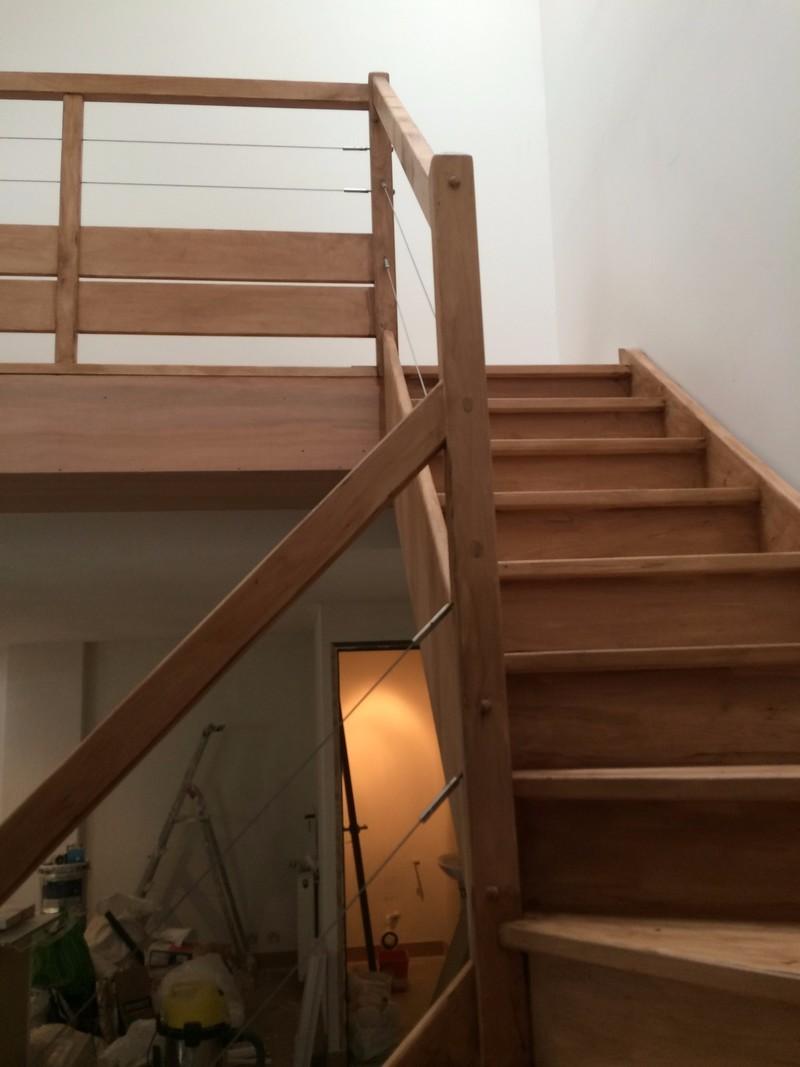 Escaliers chêne paris