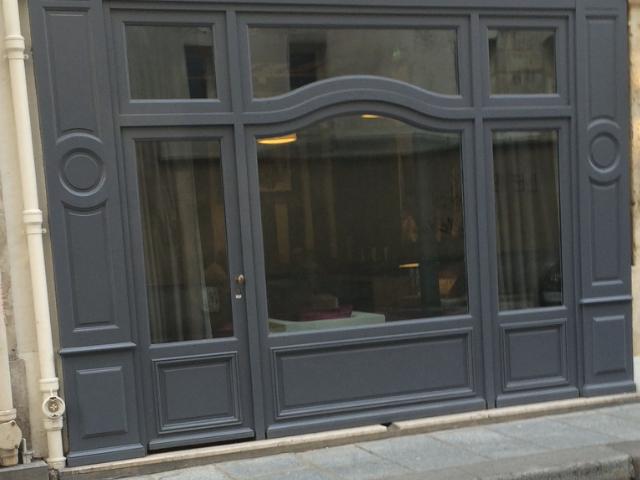 façade bois contemporain