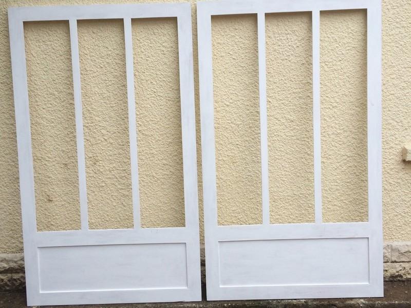 porte fenêtre  en rénovation