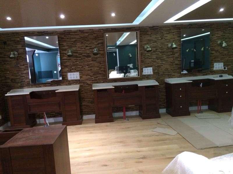 meubles salle de bain  bois paris
