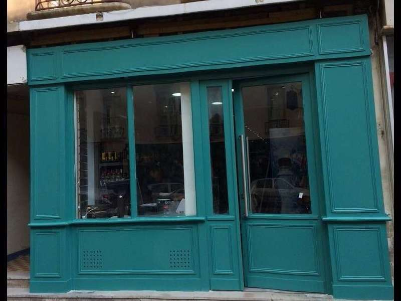 peinture magasin moderne