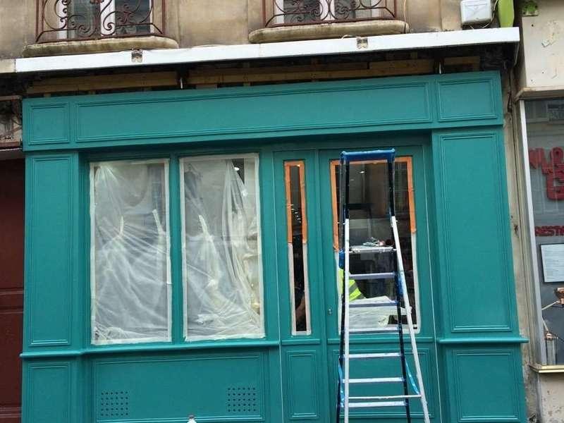 Préparation façade peinture