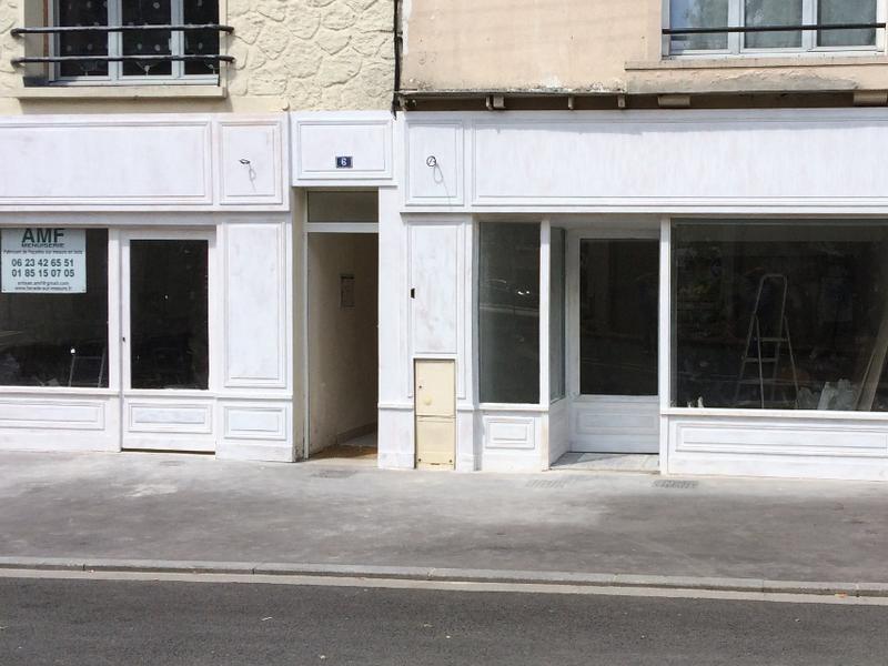 Préparation traitement de façade
