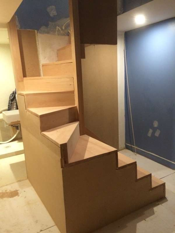 renovation escalier