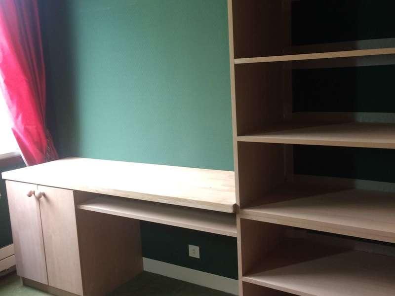bibliothèques en bois