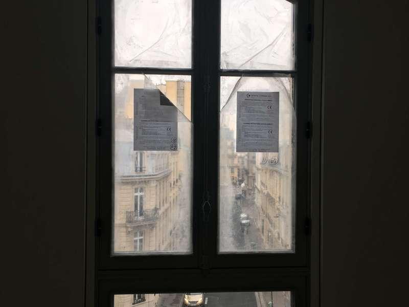 fenêtre abattant