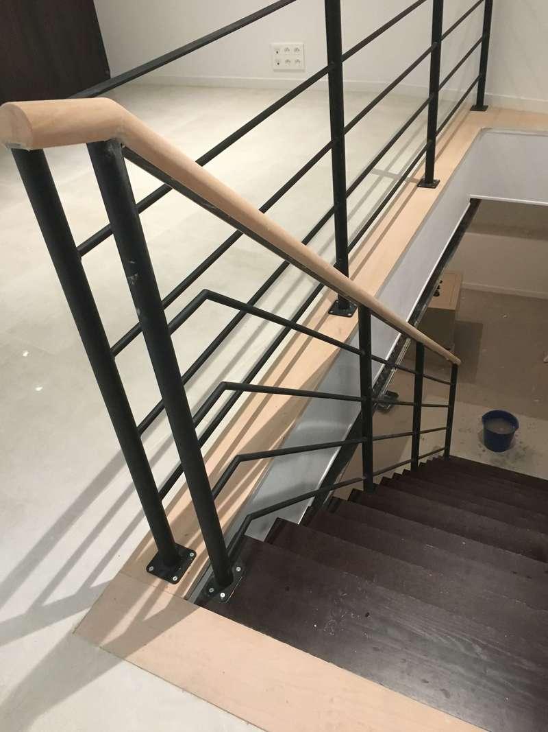 escalier à paris