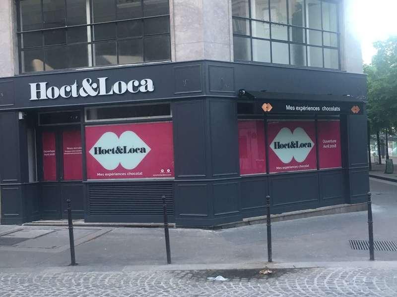 façade bois Châtelet