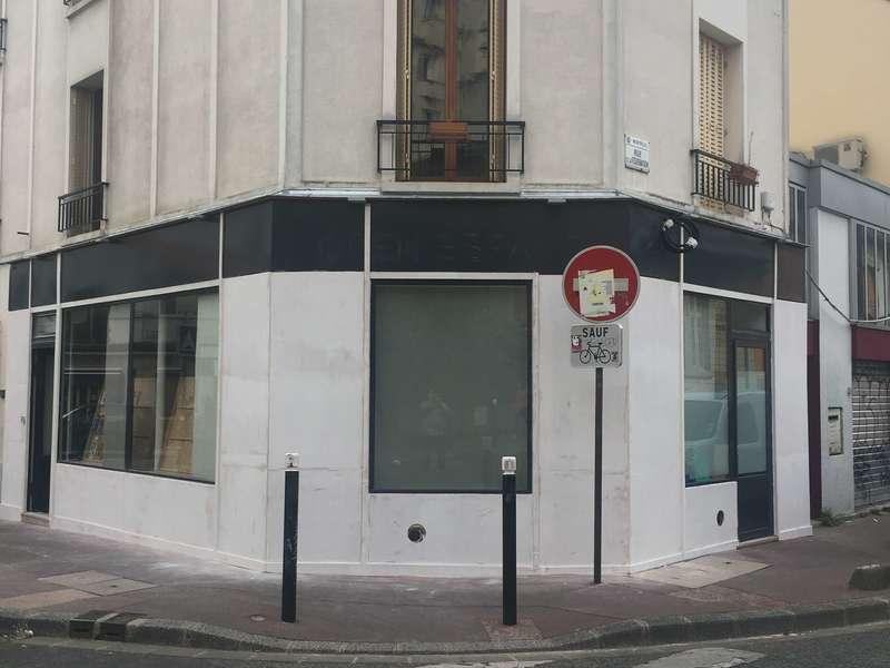 facade commerciale