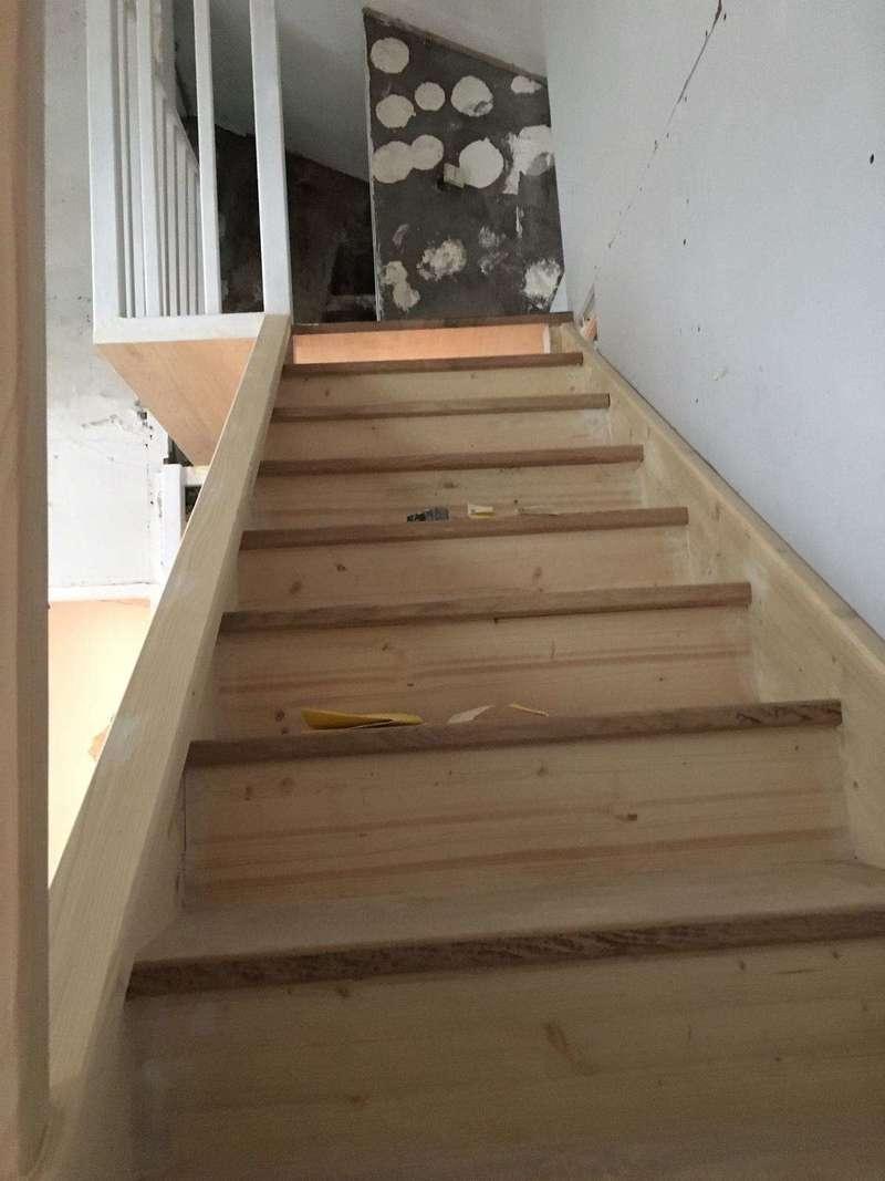 création escalier sur mesure paris