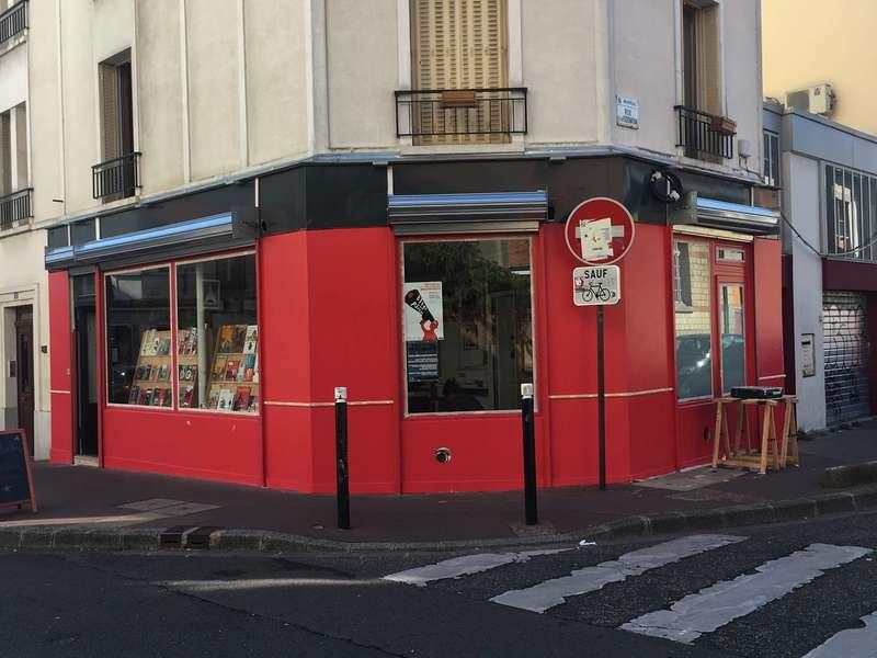 façade bois paris