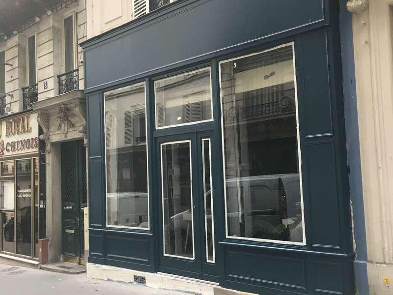 mise en peinture façade paris