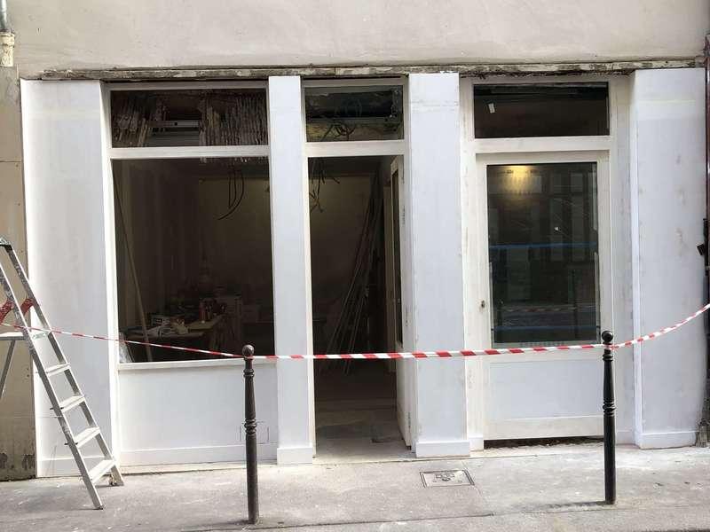 façade ou devanture Paris