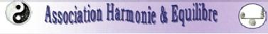 Association Harmonie et Equilibre à Réau (77550)