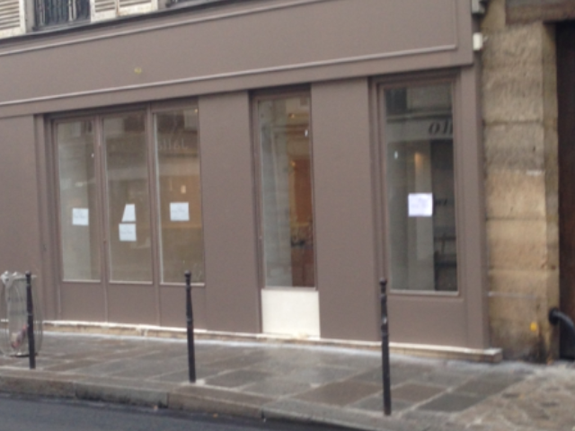 mise en habillage facade paris