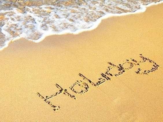Partez en vacances par l'esprit et le corps