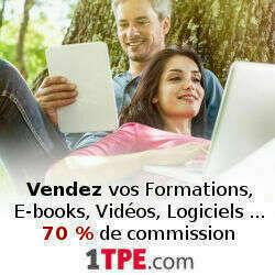Plateforme  d'affiliation pour produits numériques ! Formations en ligne, livres électroniques, logiciels, audios, vidéos ... Ou mettez en vente vos propres produits ...