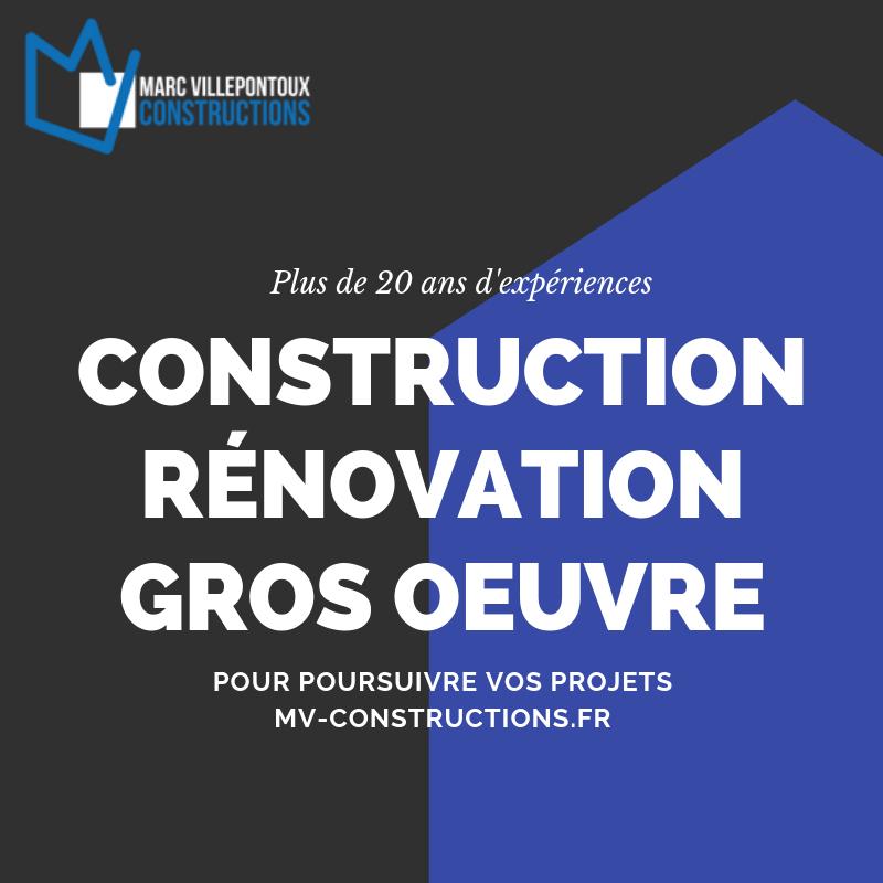 Réalisation facebook pour une société de construction