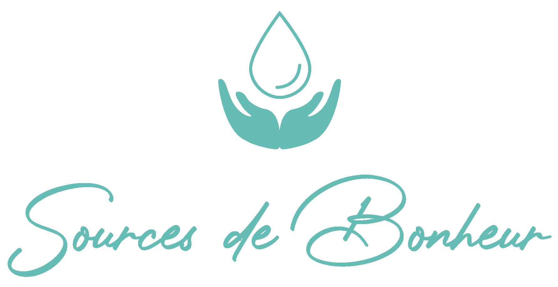 logo sources de bonheur
