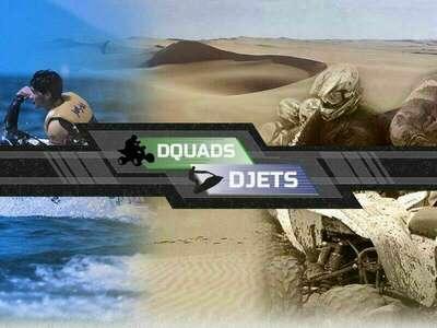 Film promotionnel de l'activité de quads