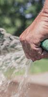 Mejan Gino, Entretien d'espaces verts à Rillieux-la-Pape