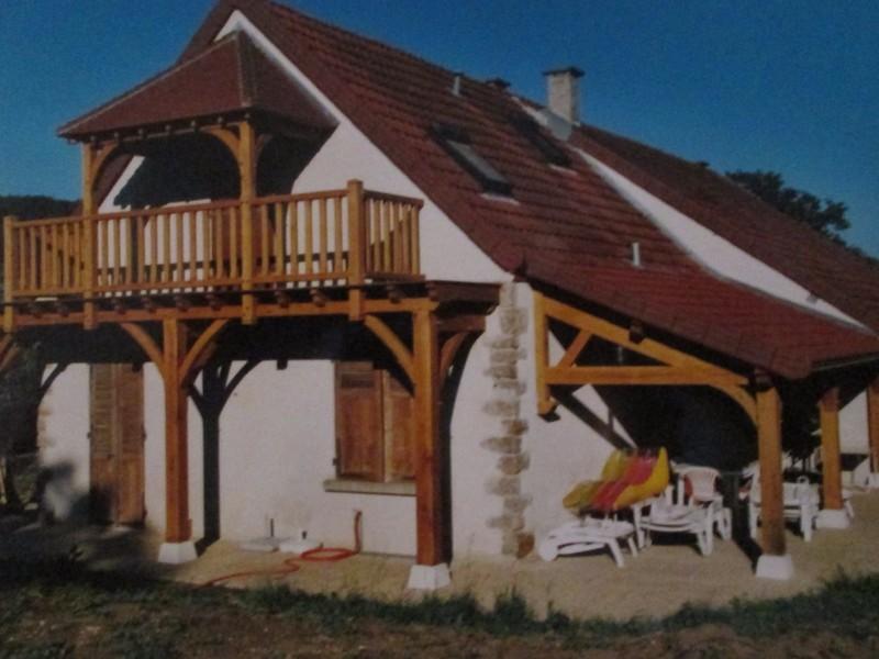 Extensions sur un pavillon.