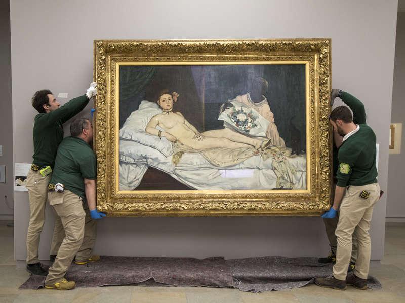 © photographe : Sophie Crepy/ musée d'Orsay.