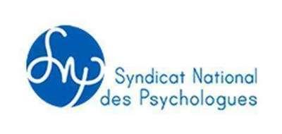 C'est le logo de l'association du syndicat national des psychologues
