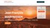 Création de site internet d'hypnothérapeute par Simplébo