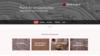 Exemple de site Internet de tailleur de Pierre - Marbrier