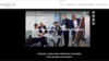 executive exemple creer site internet consultant