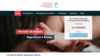 cdestefano exemple site internet professionnel sante