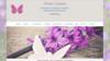 annecosseau exemple créer site internet hypnothérapeute