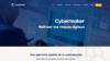 cybermaker exemple site internet simplebo entreprise