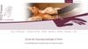 exemple site internet ecole fasciapulsologie paris