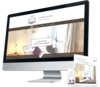 mockup creer site internet chambres hotes