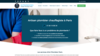 Exemple création site internet plombier paris