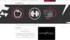 Myfit exemple créer site internet coach sportif